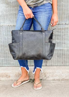 Elevate Utility Bag |Black|