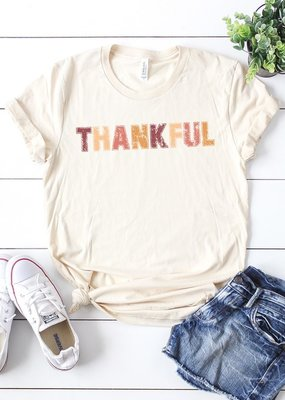 509 Broadway Thankful Graphic Tee