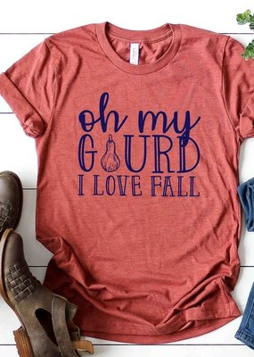 509 Broadway Oh My Gourd Tee