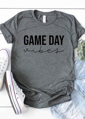 509 Broadway Game Day Vibes Tee