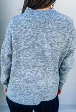 509 Broadway Soft Turtle Neck Sweater