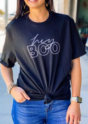 509 Broadway Hey Boo Tee
