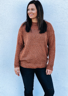 509 Broadway Twinkle Knit Sweater
