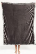 Z Supply Cozy Faux Fur Blanket