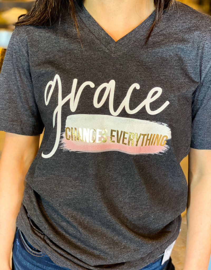 509 Broadway Grace Changes Everything Tee