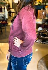 509 Broadway Grateful Heart Vintage Sweater