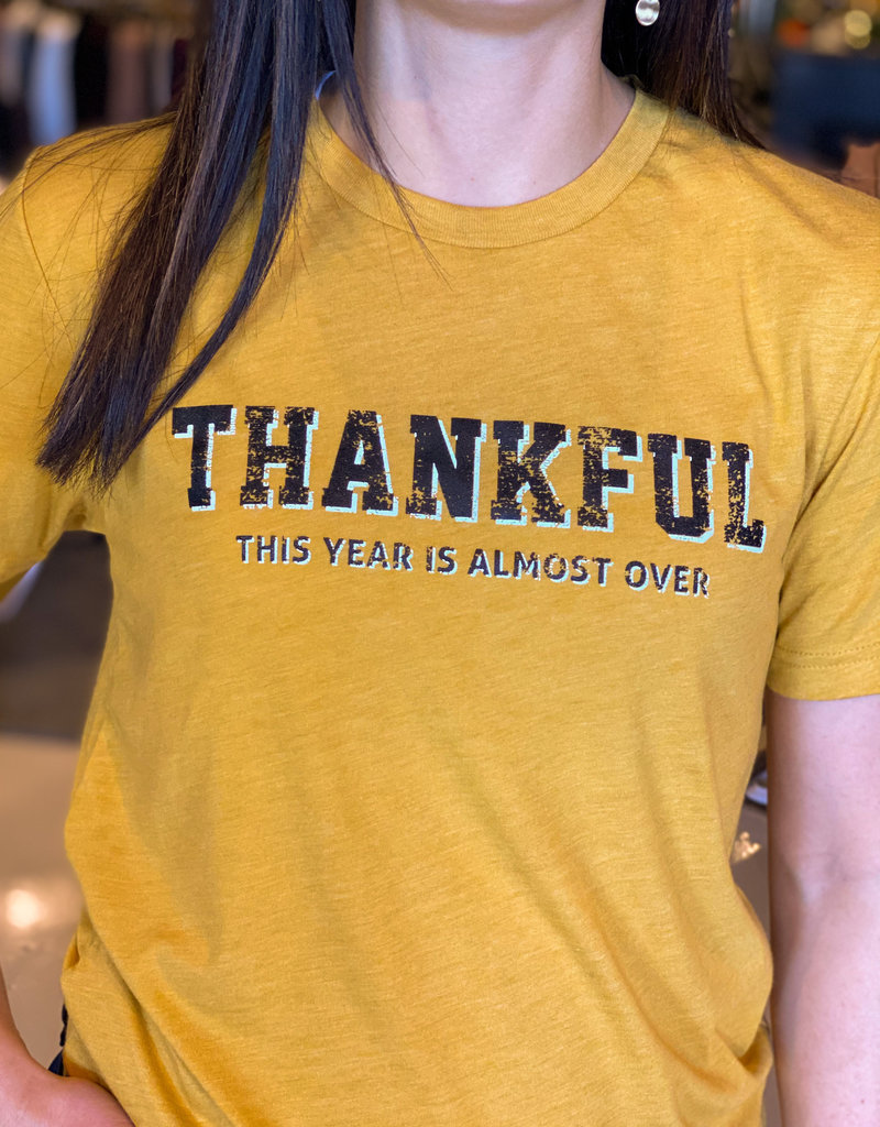 509 Broadway THANKFUL This Year Tee