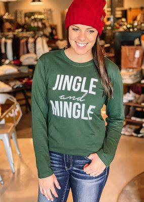 509 Broadway Jingle & Mingle Long Sleeve