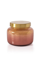 509 Broadway 19 Oz Glitter Ombre Candle