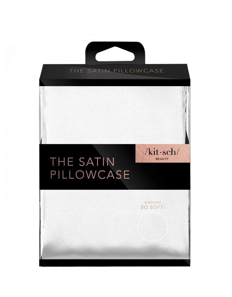 509 Broadway Satin Pillowcase