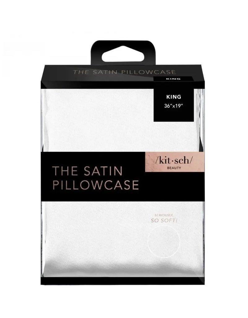 509 Broadway Satin Pillowcase KING