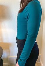 509 Broadway Basic Long Sleeve Bodysuit