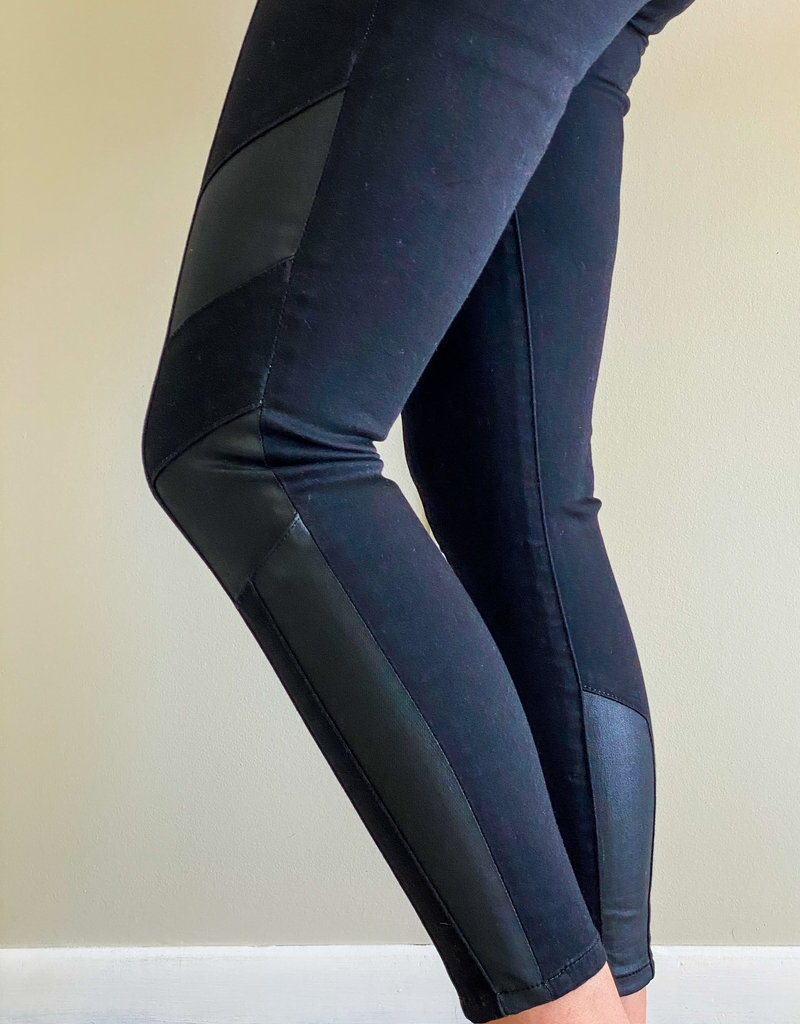 KUT From The Kloth Donna High Rise Moto Skinny