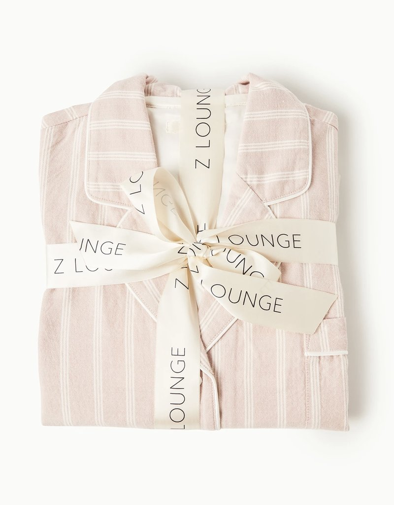 Z Supply Dream State Stripe PJ Set