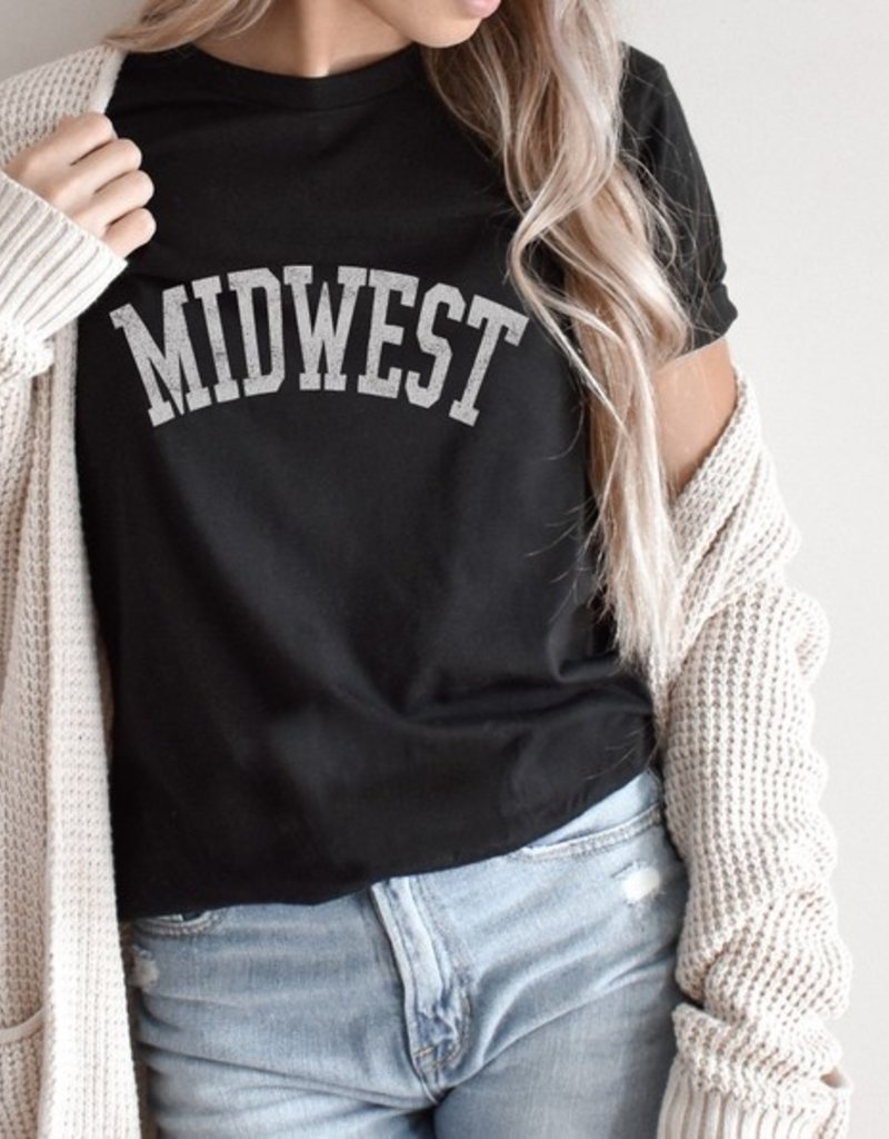 509 Broadway MIDWEST Graphic Tee