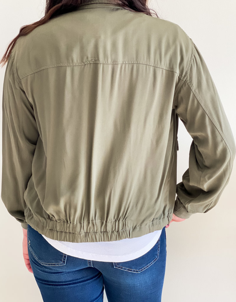 509 Broadway Lightweight Pocket Jacket