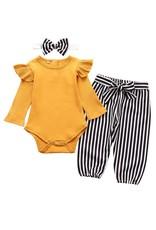 509 Broadway Baby Bodysuit Set