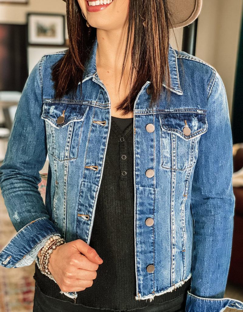KUT From The Kloth |Julia| Crop Jacket