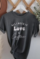 509 Broadway All I need Is Love & Coffee