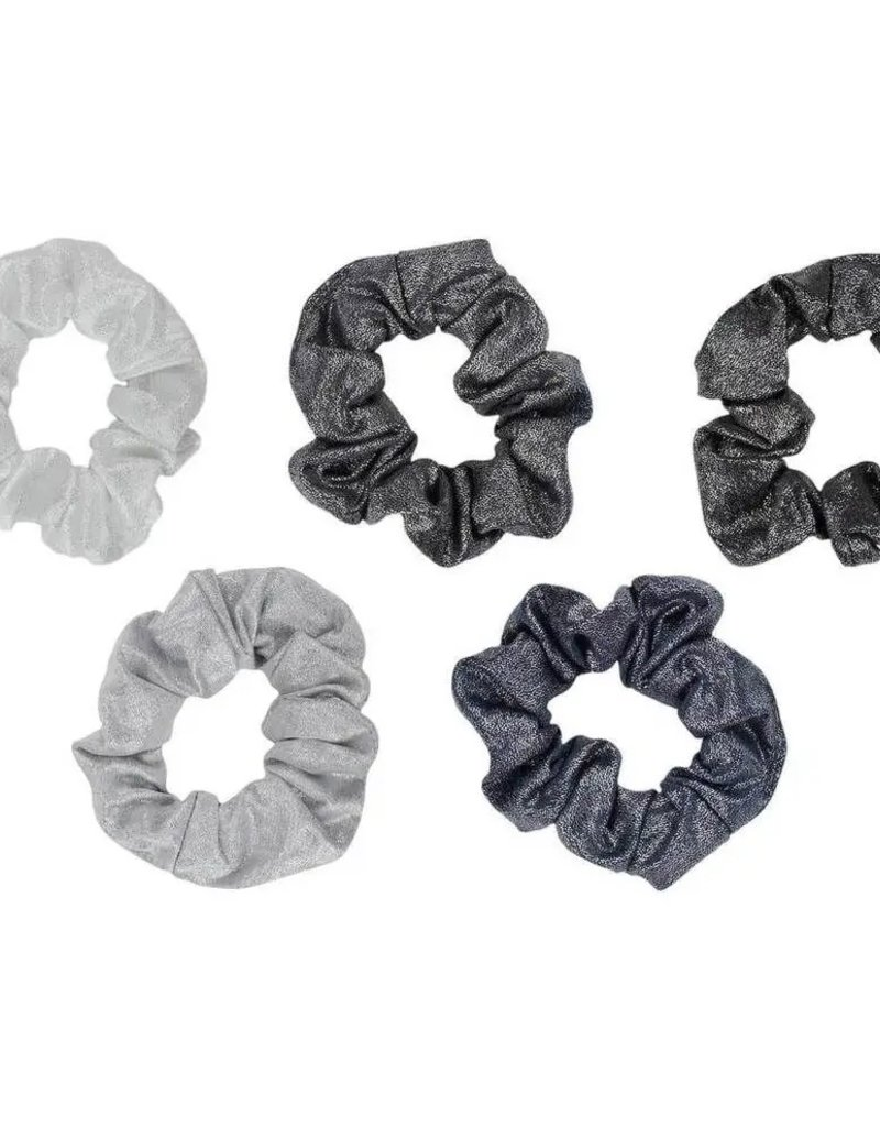 509 Broadway Set of 5 Scrunchies