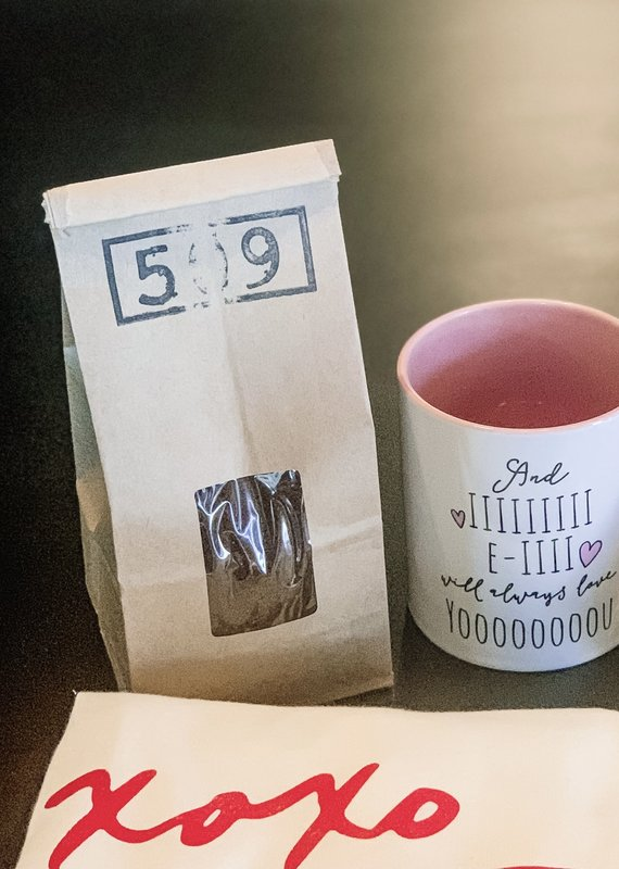 509 Broadway Chocolate Cherry Delight Specialty Coffee