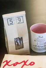 509 Broadway Chocolate Dipped Strawberry Specialty Coffee