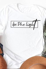 509 Broadway Be the Light Graphic Tee