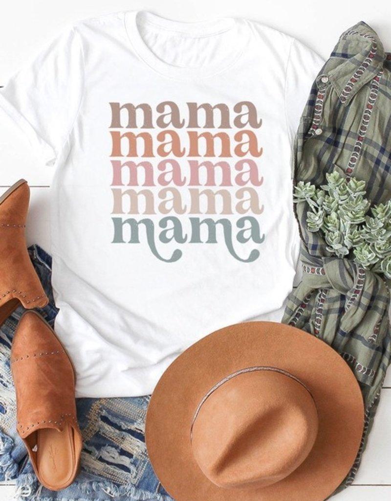 509 Broadway Retro Mama Graphic Tee