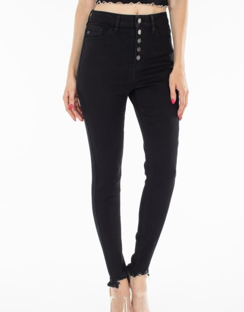 509 Broadway |Megan| High Rise Ankle Skinny