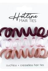 Hotline Hair Ties Cupcake XL Hair Ties