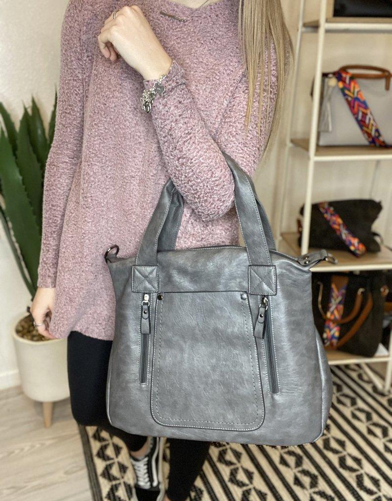 509 Broadway The Brinlee Shoulder Bag