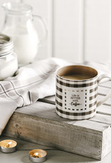 509 Broadway 17 (oz) Pierced Porcelain Mug