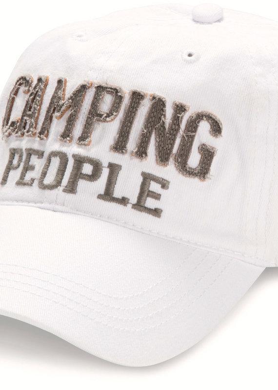 509 Broadway Camping People Hat