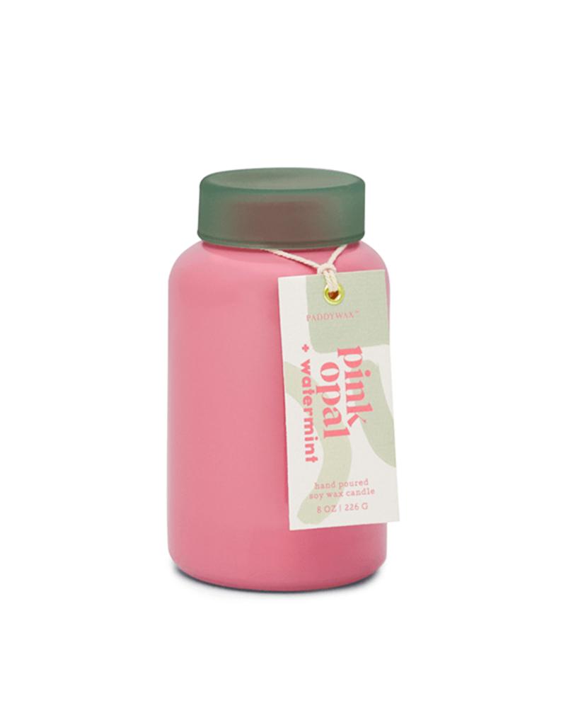 Paddywax Lolli-Pink Opal + Watermint 8oz