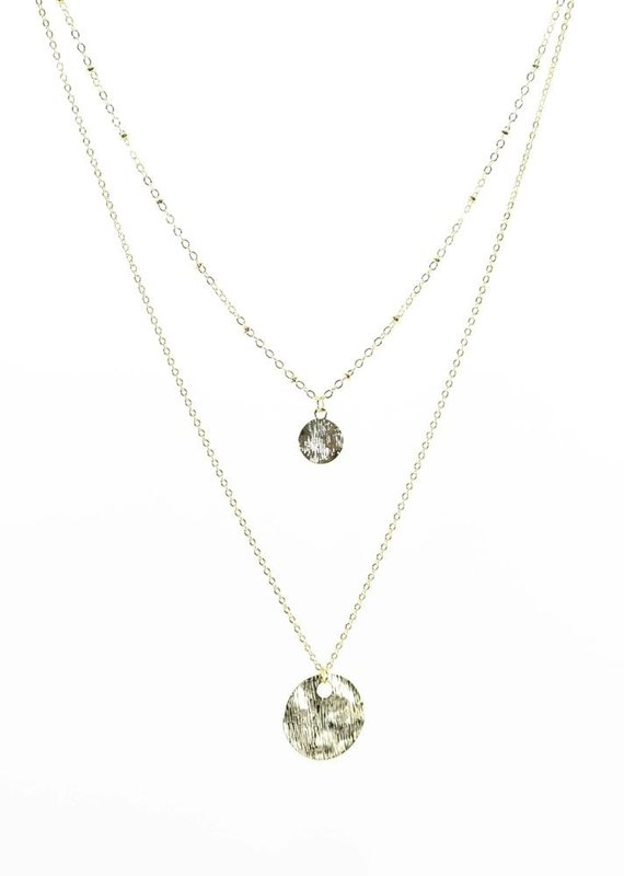 509 Broadway |Dime Piece| Necklace