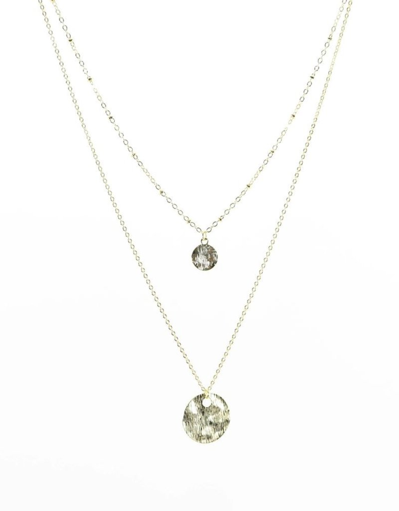 509 Broadway |Dime Piece| Necklace