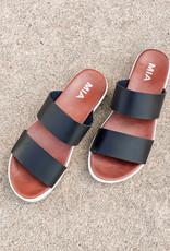 509 Broadway SAIGE Double Strap Sandal