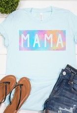 509 Broadway Watercolor Mama Tee