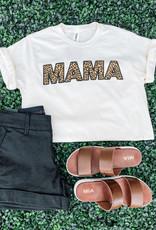 509 Broadway Mama Cheetah Tee