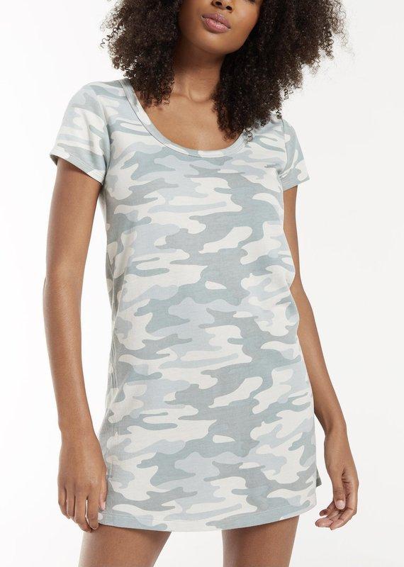 Z Supply Z-Supply Payton Camo Tee Dress