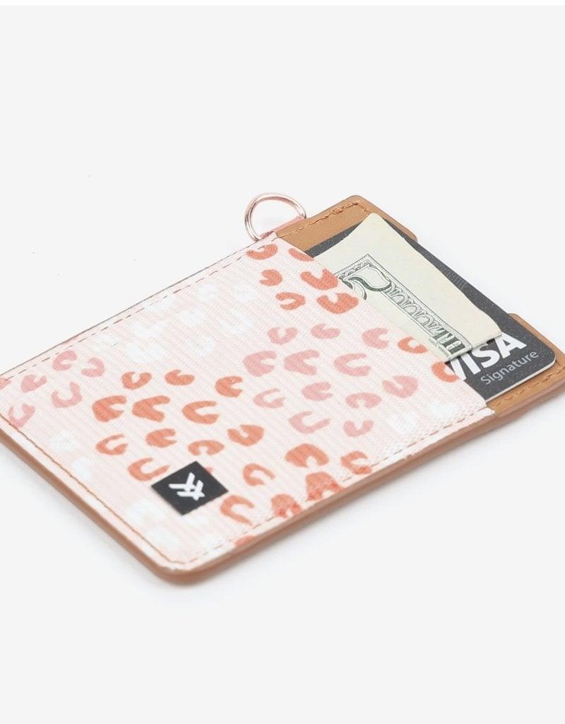 Thread Wallets  Tawny  Vertical Card Holder