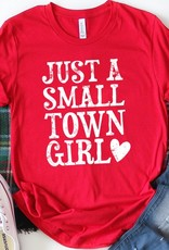 509 Broadway Just A Small Town Girl Tee