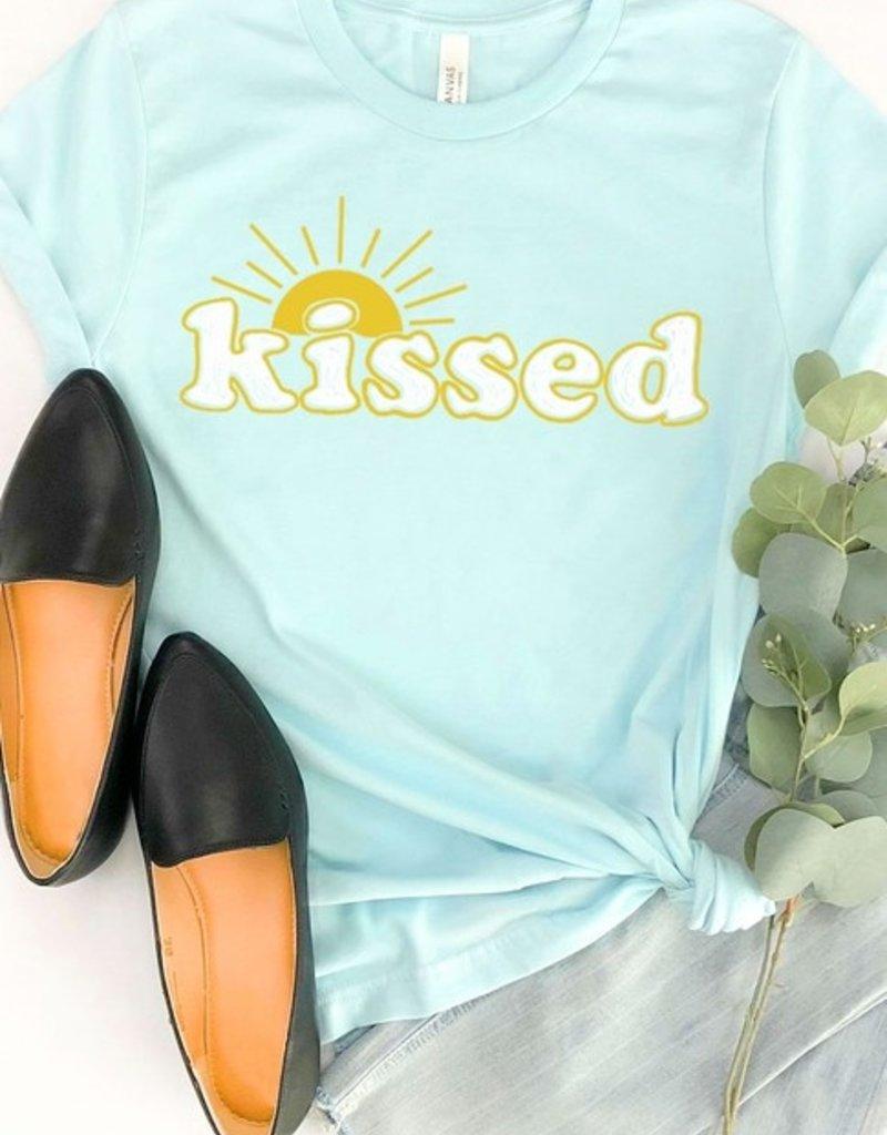 509 Broadway Retro Sun Kissed Graphic Tee