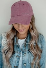 509 Broadway Mama Embroidered Cap