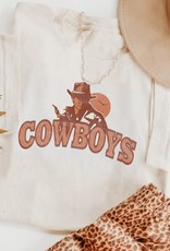 509 Broadway Cowboys Graphic Tee