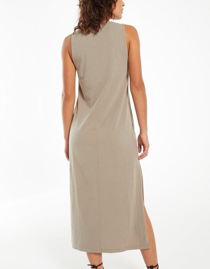 Z Supply Z-Supply Kinley Jersey Midi Dress