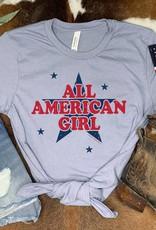 509 Broadway All American Girl Tee