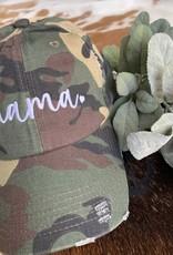 509 Broadway Mama Script Hat