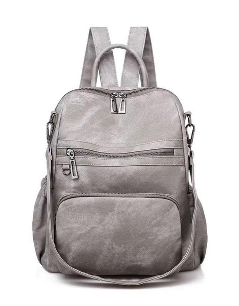 509 Broadway Aria Convertible Backpack