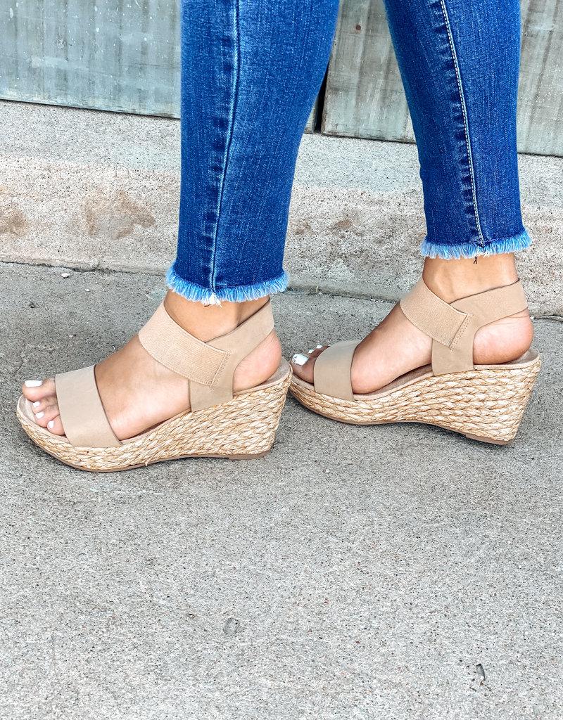 MIA Amira Wedge Sandal